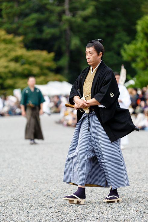 Jidai Matsuri History Saigō Takamori