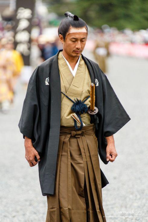 Jidai Matsuri History Rai Mikisaburo