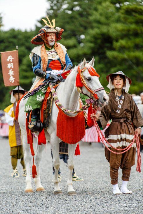 Jidai Matsuri History Hashiba Hideyoshi