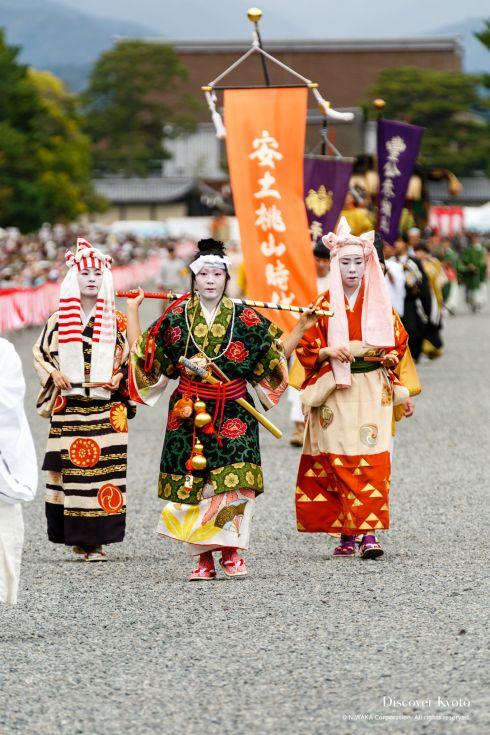 Jidai Matsuri History Izumo no Okuni