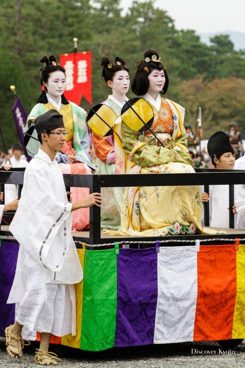 Jidai Matsuri History Kudara Ō Myōshin