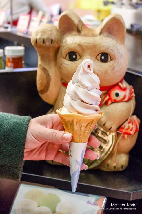 Nishiki Market Shichimi Ice Cream