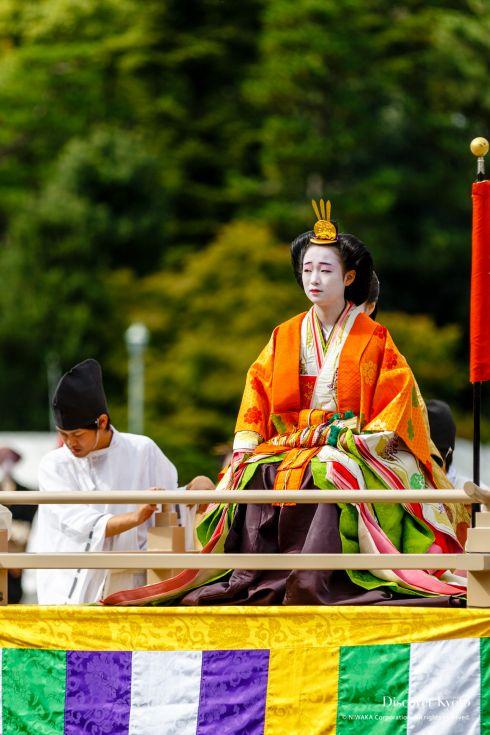 Jidai Matsuri History Kazunomiya