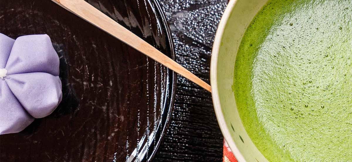 Green Tea in Kyoto Header