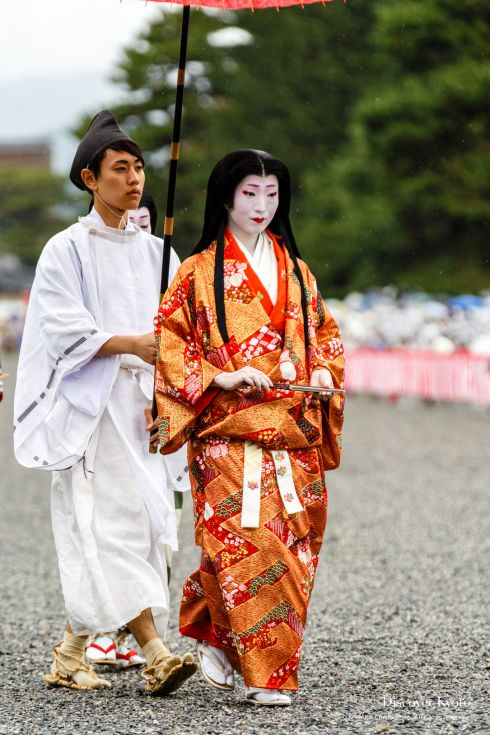 Jidai Matsuri History Yodogimi