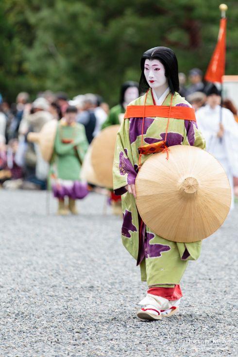 Jidai Matsuri History Yokobue