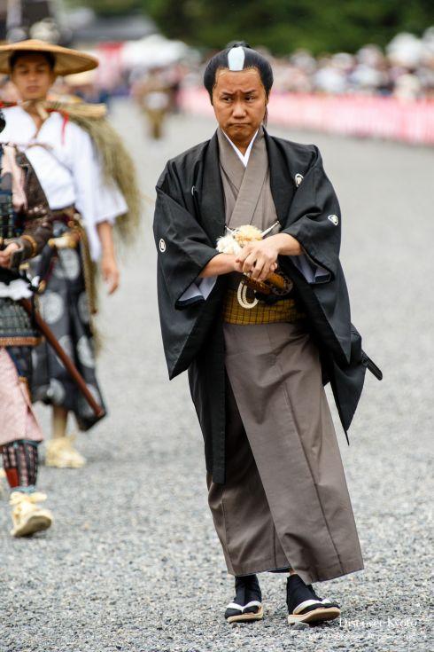 Jidai Matsuri History Takasugi Shinsaku