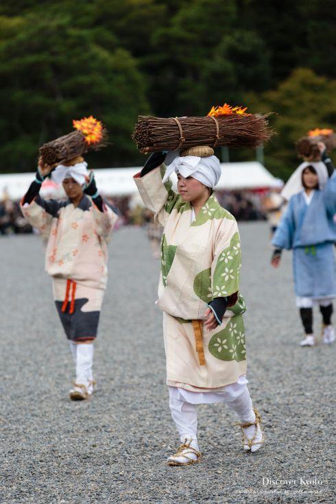 Jidai Matsuri History Ōhara-me