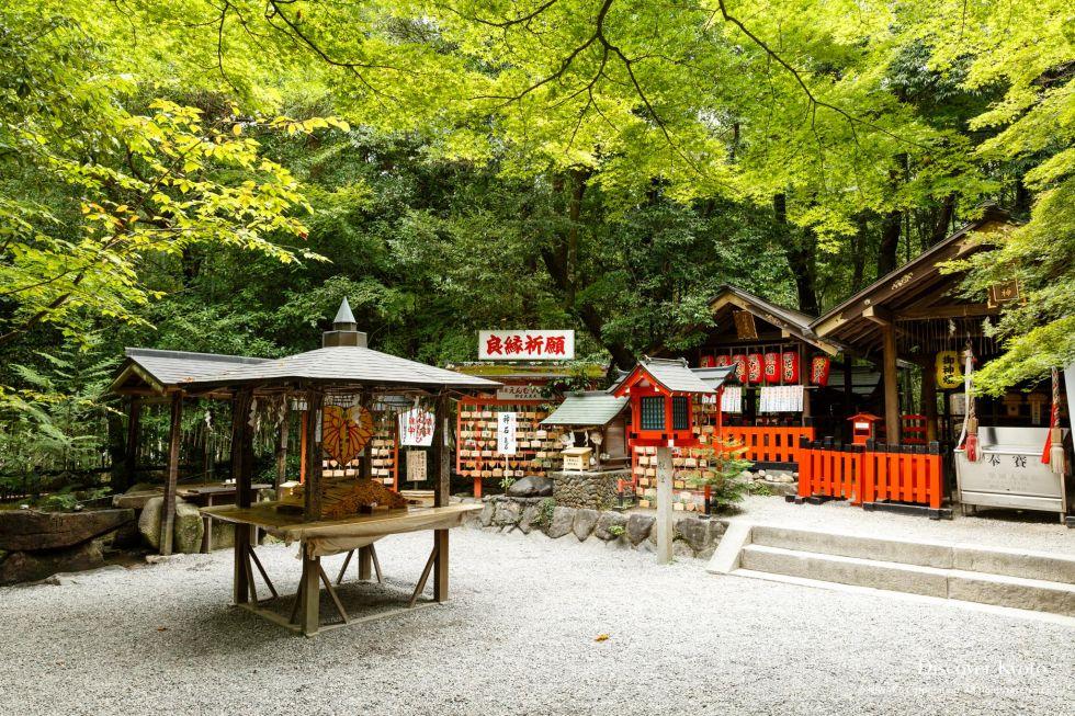 Nonomiya Jinja | Discover Kyoto