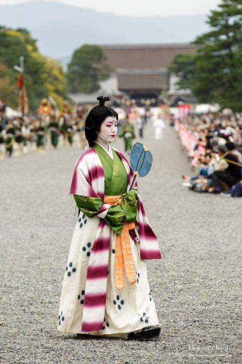 Jidai Matsuri History Wake no Hiromushi