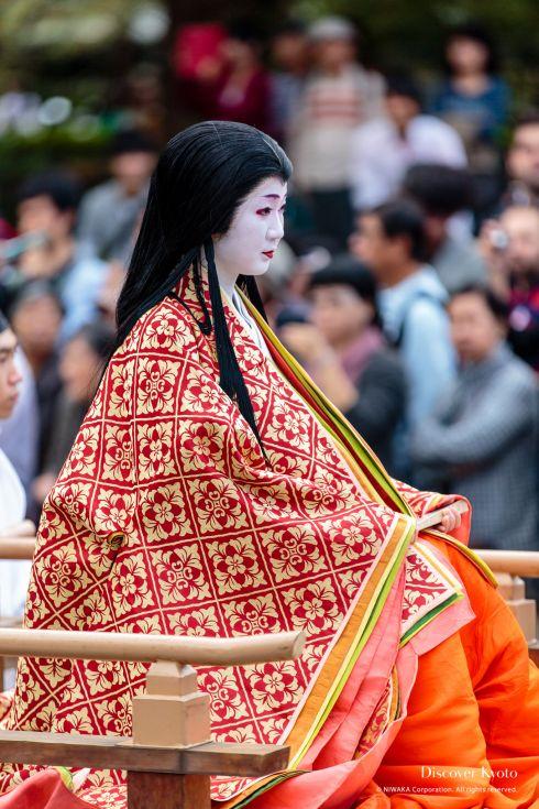 Jidai Matsuri History Murasaki Shikibu