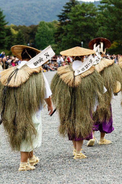 Jidai Matsuri History The Seven Ministers