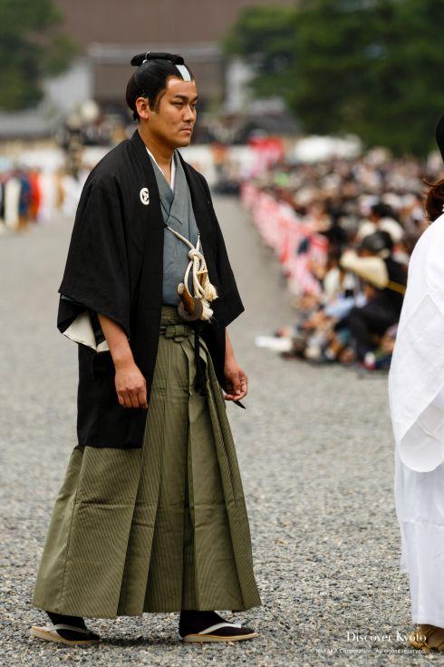 Jidai Matsuri History Katsura Kogoro