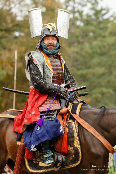 Jidai Matsuri History Shibata Katsuie
