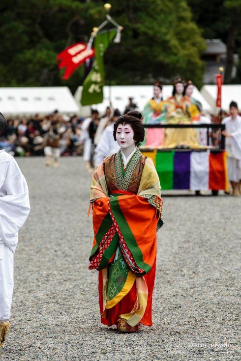 Jidai Matsuri History Ono no Komachi