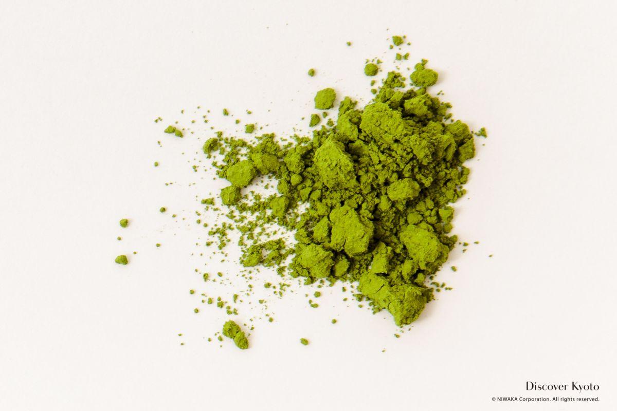 Green Tea in Kyoto Powdered Matcha