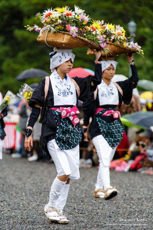 Jidai Matsuri History Shirakawa-me