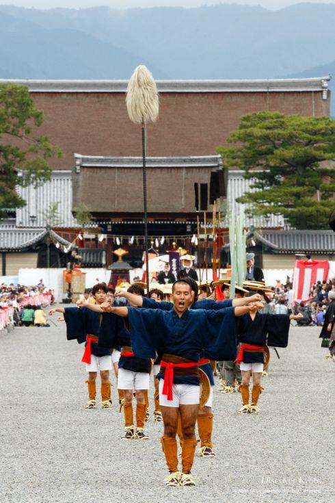 Jidai Matsuri History Shogun Tokugawa's Procession