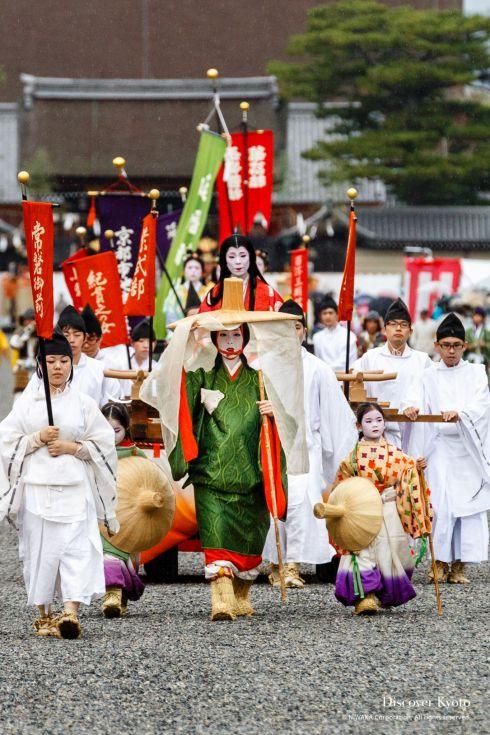 Jidai Matsuri History Tokiwa Gozen