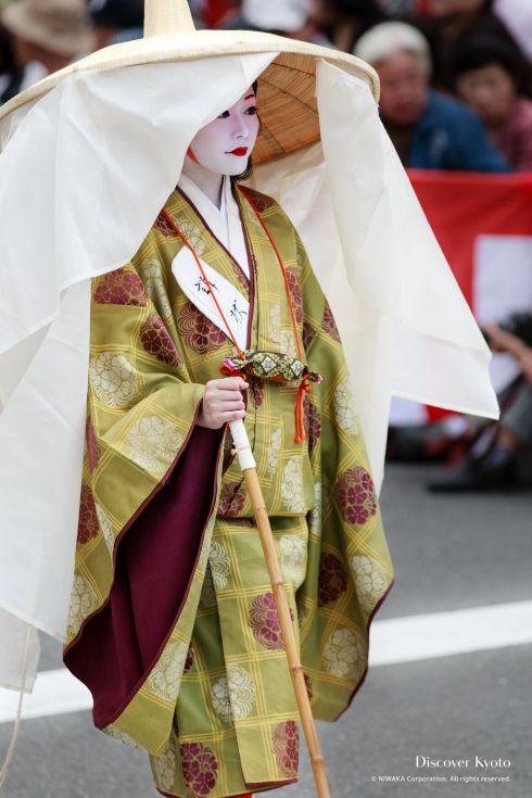 Jidai Matsuri History Abutsu-ni