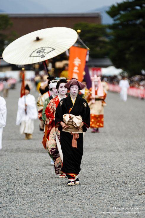 Jidai Matsuri History Wife of Nakamura