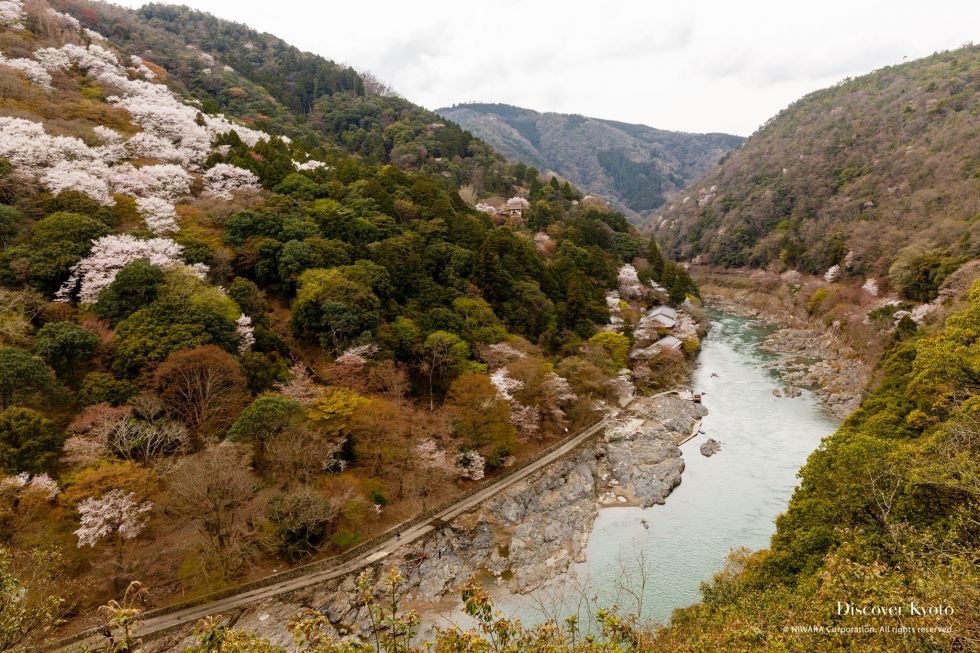 Arashiyama Mountains