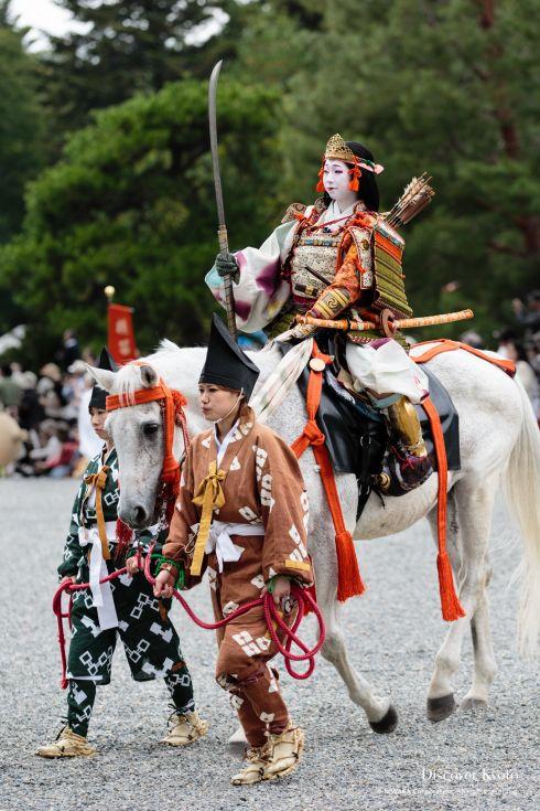 Jidai Matsuri History Tomoe Gozen