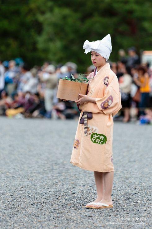 Jidai Matsuri History Katsura-me