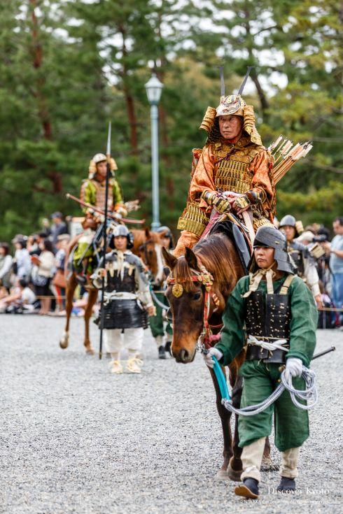 Jidai Matsuri History Sakanoue no Tamuramaro