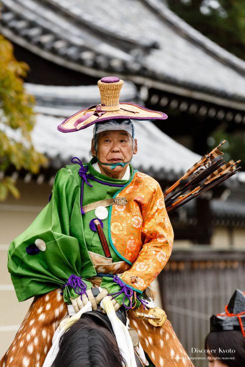 Jidai Matsuri History Jonan Yabusame