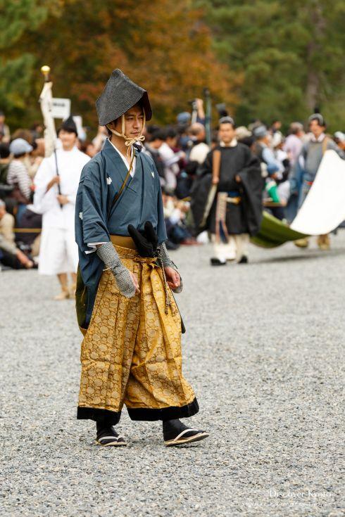 Jidai Matsuri History Hashimoto Sanai