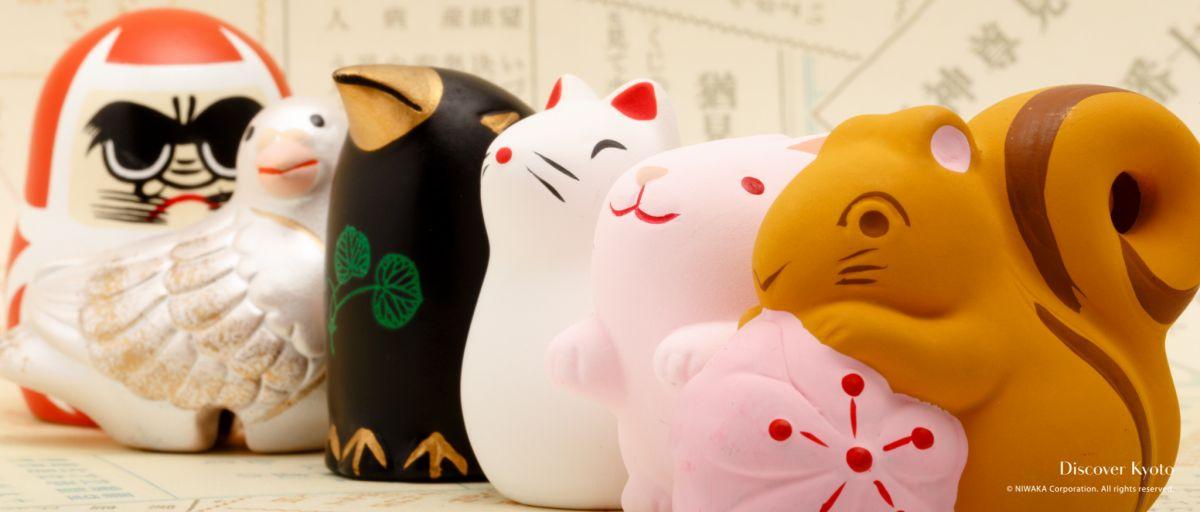 Kyoto Voice Top Image Okimono Omikuji