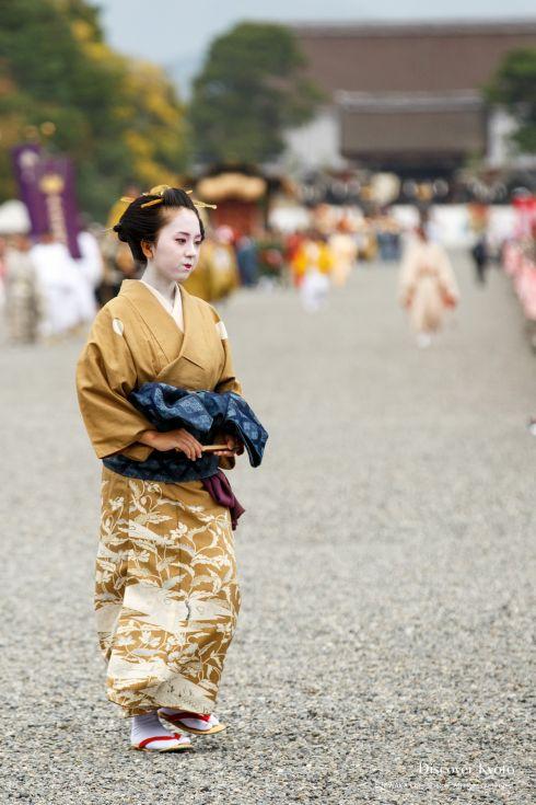 Jidai Matsuri History Ike no Gyokuran