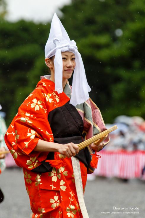 Jidai Matsuri History Fūryū Odori