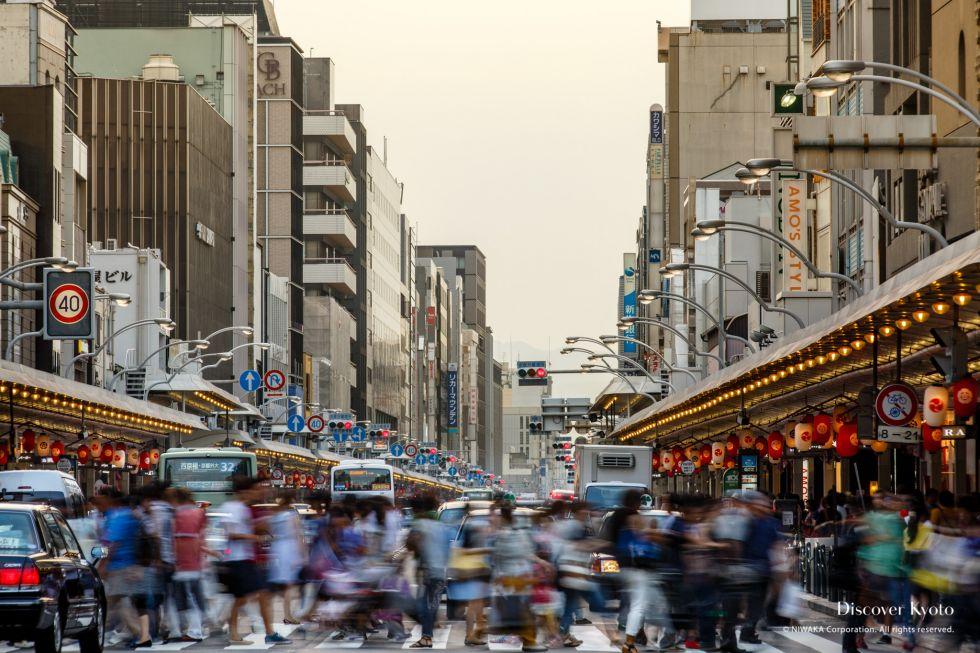 Shijō Kawaramachi Intersection