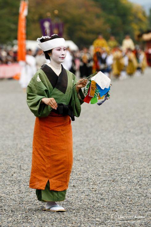 Jidai Matsuri History Kaji