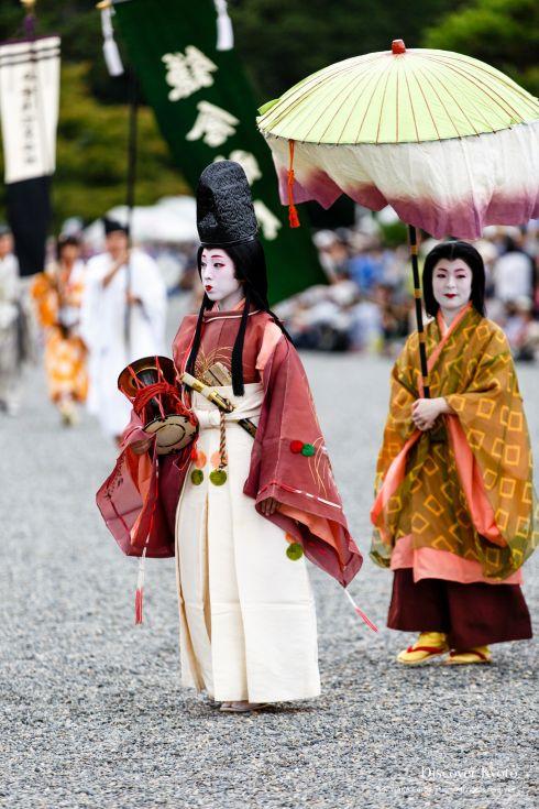 Jidai Matsuri History Shizuka Gozen