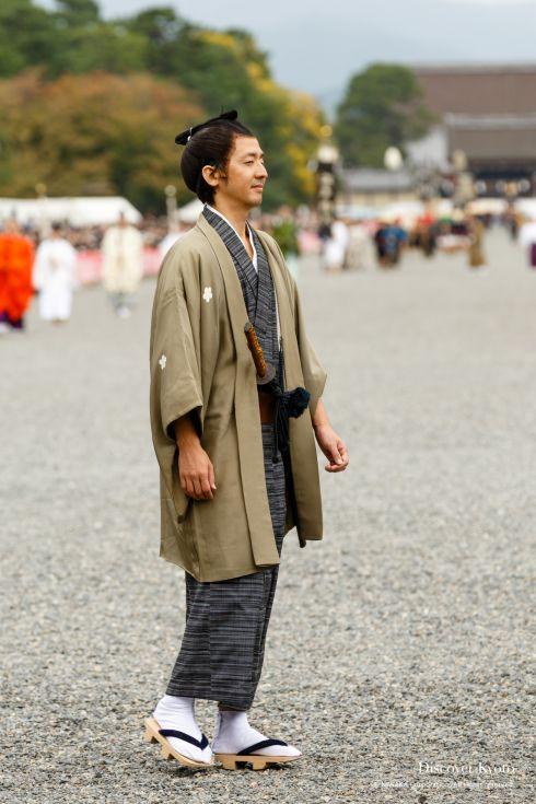 Jidai Matsuri History Umeda Unpin