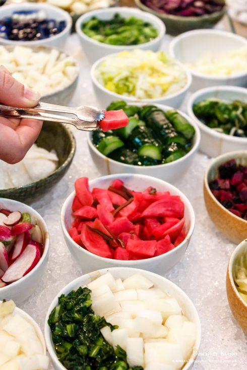 Nishiki Market Tsukemono Pickles