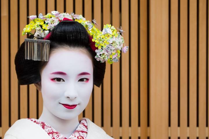 Maiko Fukunae Geisha Geiko