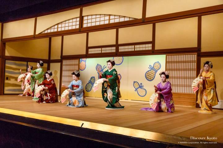 Kitano Odori Kamishichiken 2017 Ryojo Tokoro Dokoro