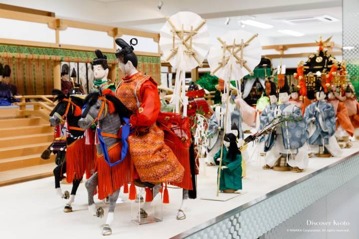 Costume Museum Gion Goryo-e festival omikoshi procession