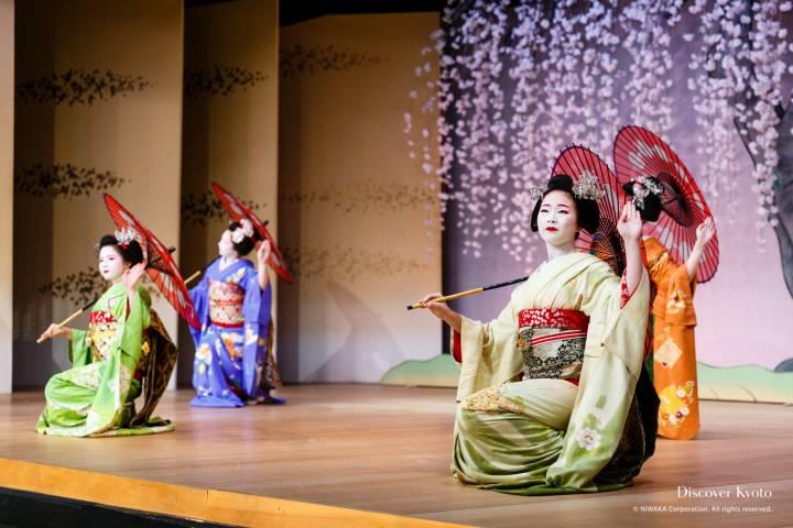 Kotobuki-kai Maiko Opening
