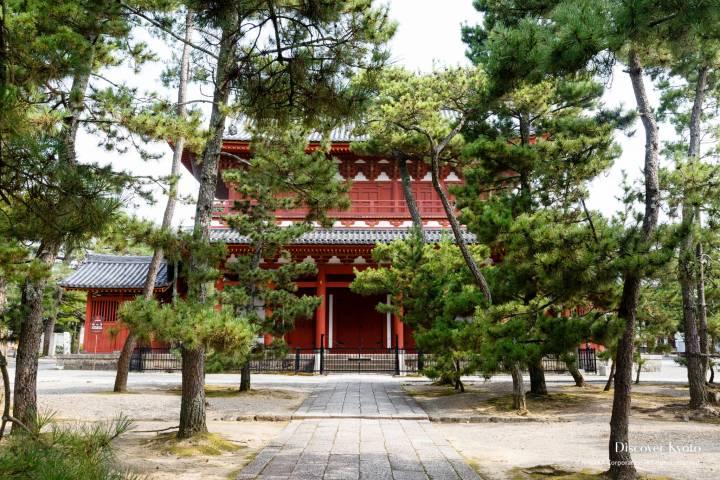 Myōshin-ji Sanmon Gate