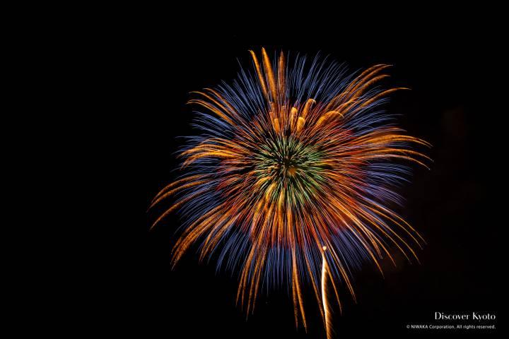 Kyoto Artistic Fireworks Cheer
