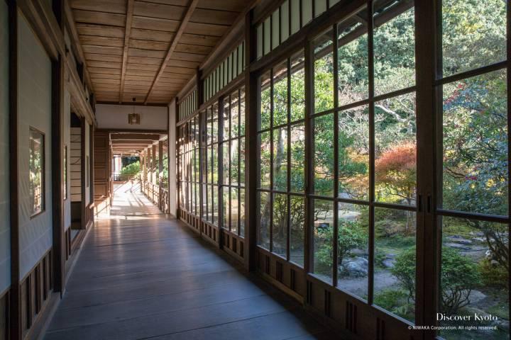Bishamon-dō Temple Garden Hall