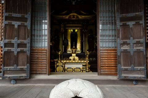 Yoshimine-dera Temple Yakushi Buddha