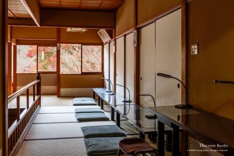Rurikō-in Shakkyo Study Buddhism