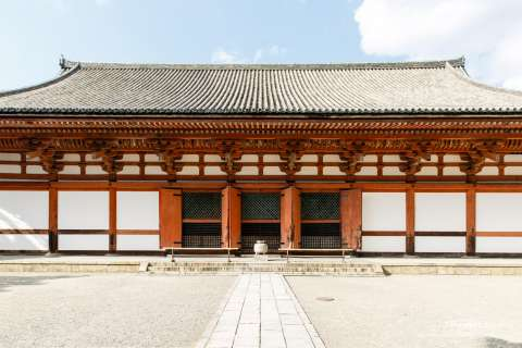 Tō-ji's Kōdō Hall.