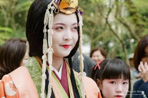 Kamo Kyokusui no En Event Saiodai